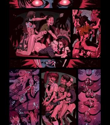 Resident Evil 2 comic porn sex 004