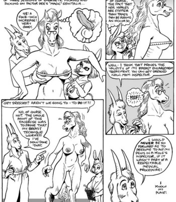 Porn Comics - Return Of The Inspector