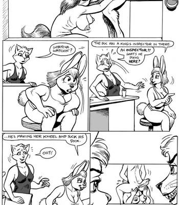 Return Of The Inspector comic porn sex 003