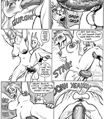 Return Of The Inspector comic porn sex 004