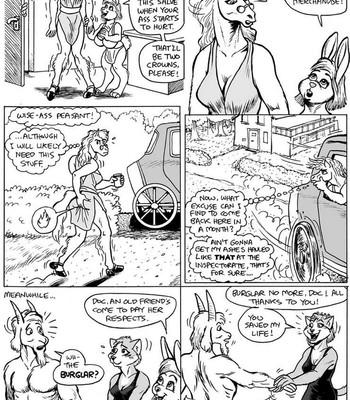Return Of The Inspector comic porn sex 010