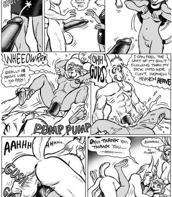 Return Of The Inspector comic porn sex 011