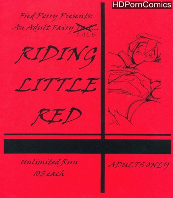 Porn Comics - Riding Little Red