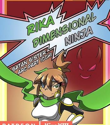 Porn Comics - Rika – Dimensional Ninja