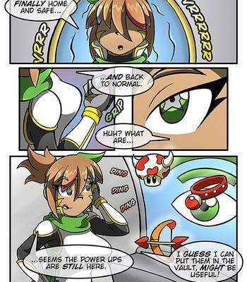 Rika - Dimensional Ninja comic porn sex 011