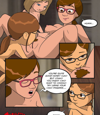 Riley & Margo comic porn sex 017
