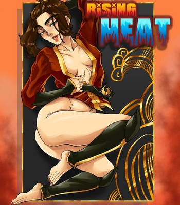 Rising Heat comic porn sex 001