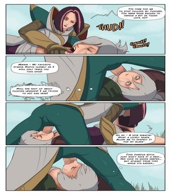 Riven-And-Fiora 5 free sex comic