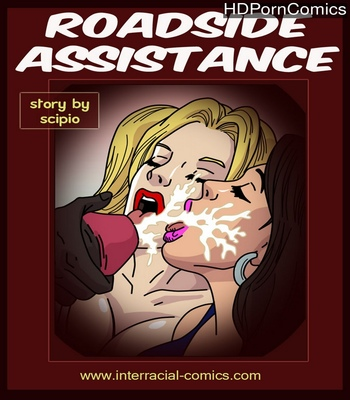 Porn Comics - Roadside Assistance