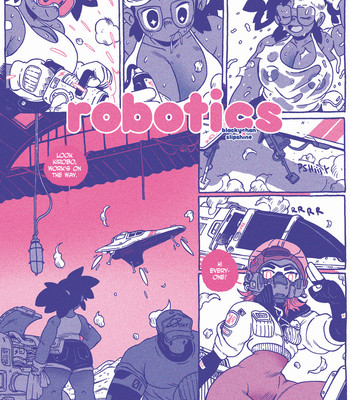Robotics comic porn sex 002