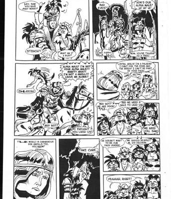 Rock & Gnollz - A Taste Of Evil comic porn sex 002