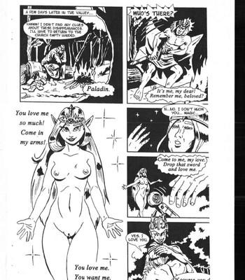 Rock & Gnollz - A Taste Of Evil comic porn sex 003