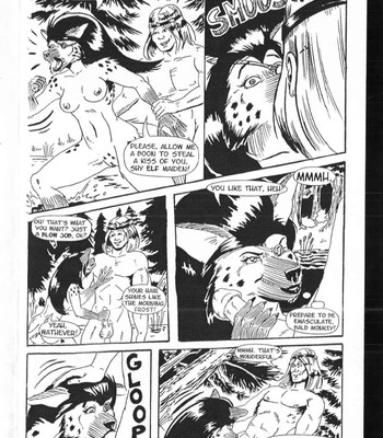 Rock & Gnollz - Random Encounter comic porn sex 003