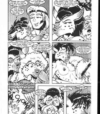 Rock & Gnollz - Sent & Sensibility comic porn sex 005