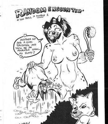 Rock & Gnollz - Sent & Sensibility comic porn sex 012
