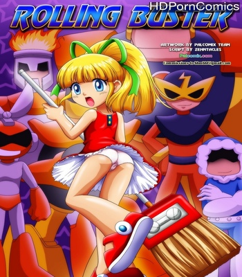 Porn Comics - Rolling Buster 1