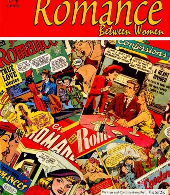 Porn Comics - Romance Between Women
