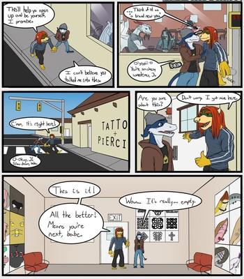 Porn Comics - Roommates 2