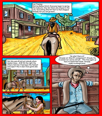 Ropes-And-Spurs 3 free sex comic