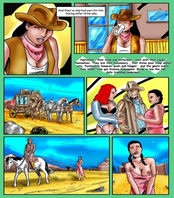 Ropes-And-Spurs 7 free sex comic