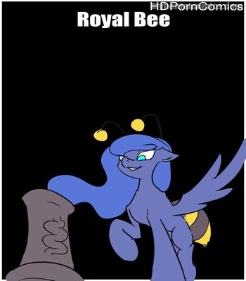 Porn Comics - Royal Bee