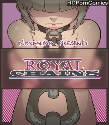 Porn Comics - Royal Chains