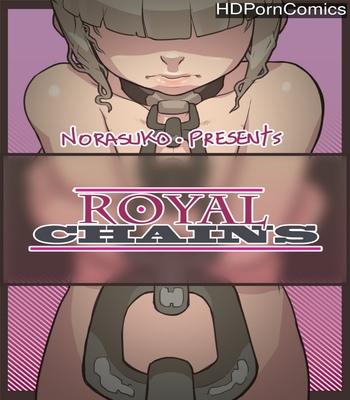 Porn Comics - Royal Chains