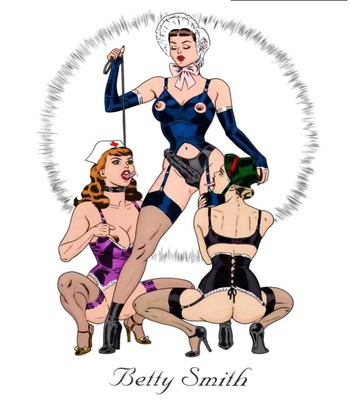 Porn Comics - Royal Gentlemen Club – Betty Smith