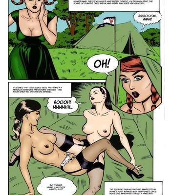 Royal Gentlemen Club - Bunny comic porn sex 004