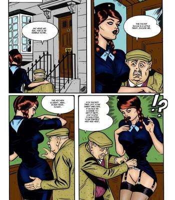 Royal Gentlemen Club - Bunny comic porn sex 010