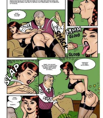 Royal Gentlemen Club - Bunny comic porn sex 013
