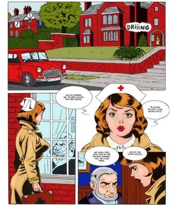 Royal Gentlemen Club - Cathy comic porn sex 002