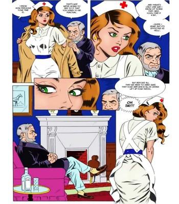 Royal Gentlemen Club - Cathy comic porn sex 003