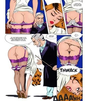 Royal Gentlemen Club - Cathy comic porn sex 005