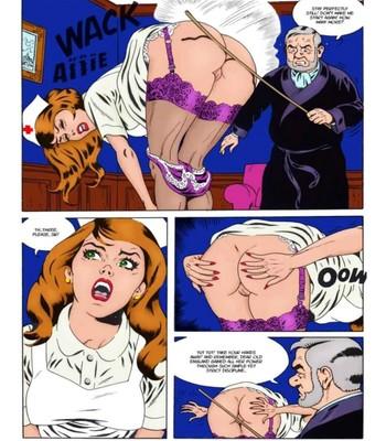 Royal Gentlemen Club - Cathy comic porn sex 006