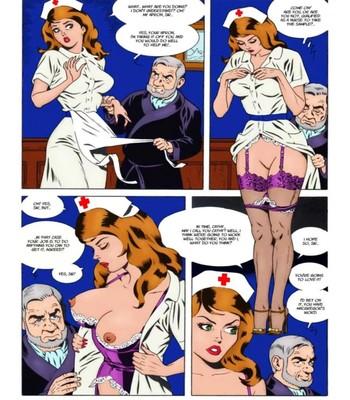 Royal Gentlemen Club - Cathy comic porn sex 007