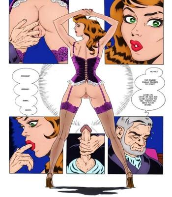Royal Gentlemen Club - Cathy comic porn sex 008