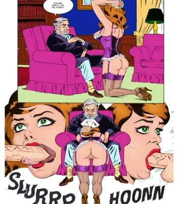 Royal Gentlemen Club - Cathy comic porn sex 009
