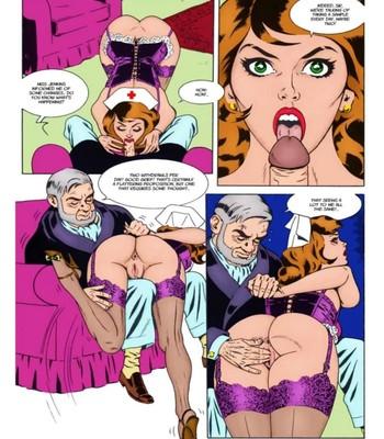 Royal Gentlemen Club - Cathy comic porn sex 010