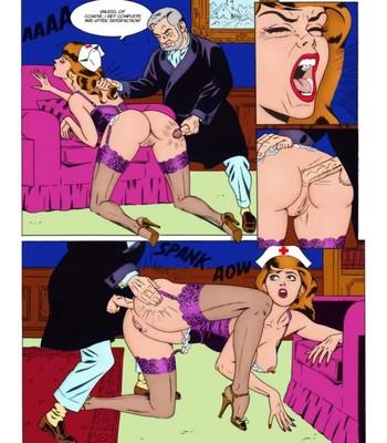 Royal Gentlemen Club - Cathy comic porn sex 011