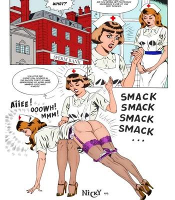 Royal Gentlemen Club - Cathy comic porn sex 014