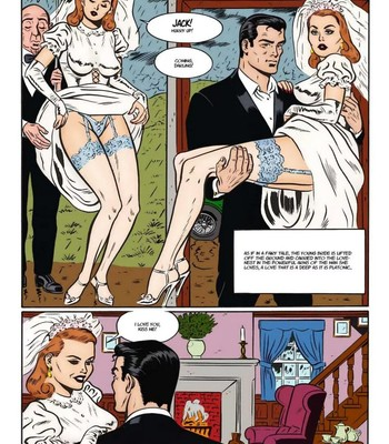 Royal Gentlemen Club – Fanny comic porn sex 006