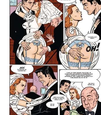 Royal Gentlemen Club – Fanny comic porn sex 007