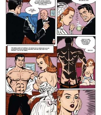 Royal Gentlemen Club – Fanny comic porn sex 008