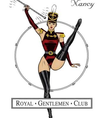 Porn Comics - Royal Gentlemen Club – Nancy