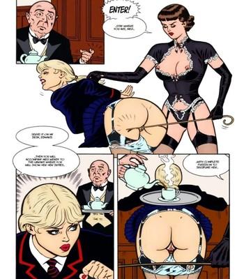 Royal Gentlemen Club - Wendy comic porn sex 007