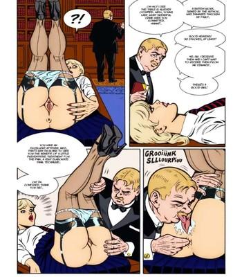 Royal Gentlemen Club - Wendy comic porn sex 010
