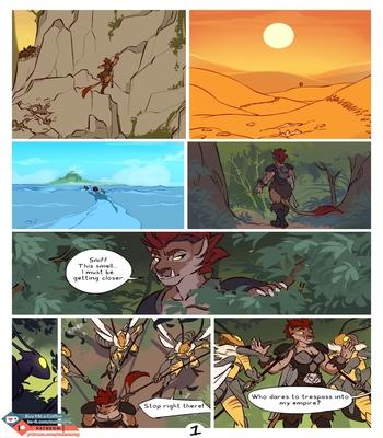 Royal-Honey 2 free sex comic