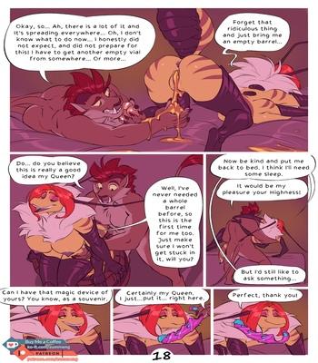 Royal-Honey 19 free sex comic