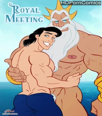 Porn Comics - Royal Meeting 1